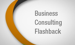 business consulting flashback