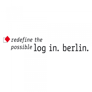 Logo login. berlin.