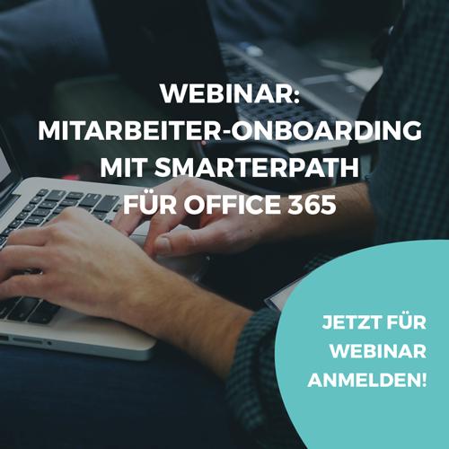 Webinar Smarterpath für Office 365