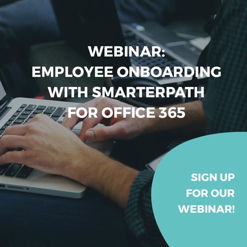 Webinar Smarterpath for Office 365